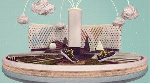 Motion piece promotes eco-friendly project by Nike